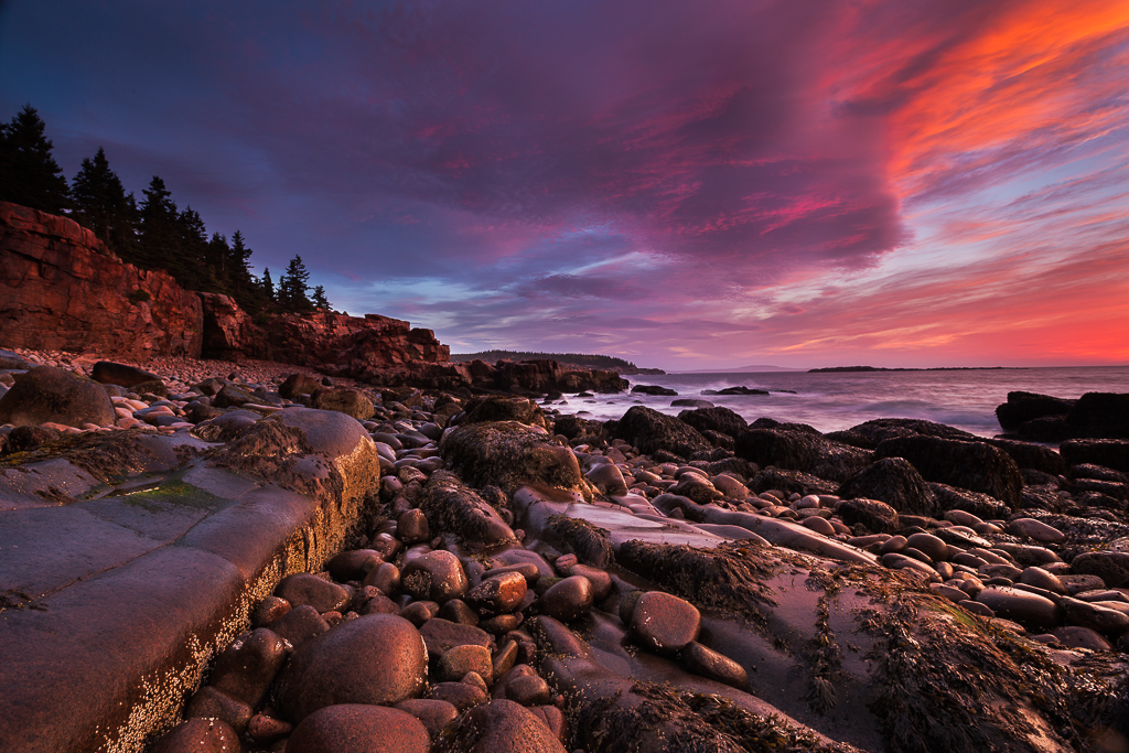 Acadia National Park Photo workshop