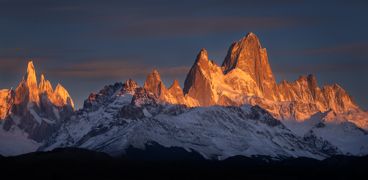 Patagonia Photo Tour Mount Fitz Roy