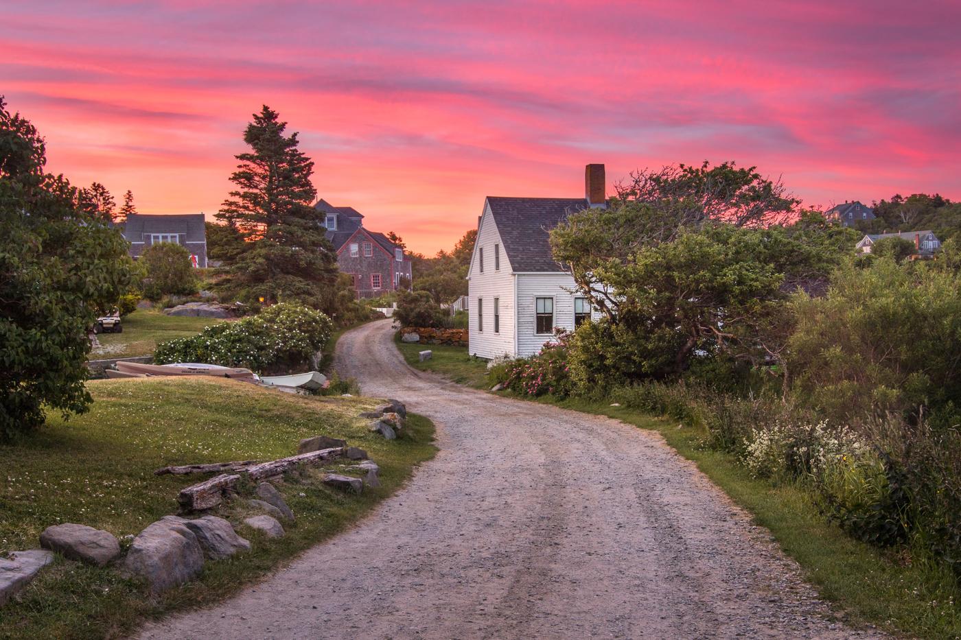 Monhegan Island Maine Photography Workshop | Nature and Landscape