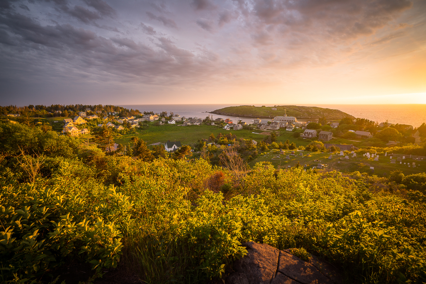 Monhegan Island Maine Photography Workshop | Nature and